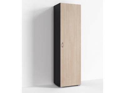 Шкаф 1 дверь Арония Г-ШС-1-3 500-400-1820 Дуб миланский-дуб девонширский