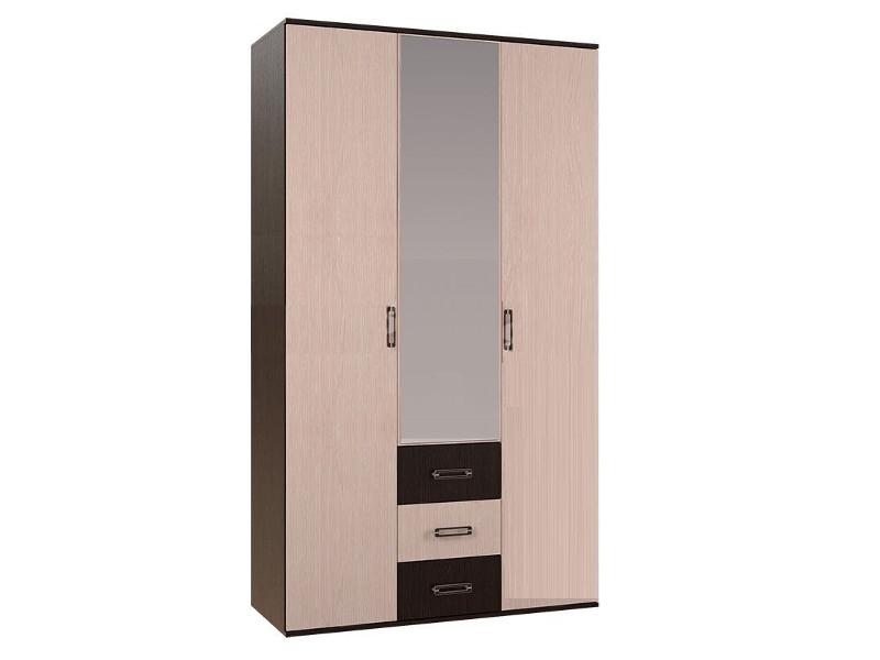 Шкаф 3-х створчатый Белла 2120х1200х470