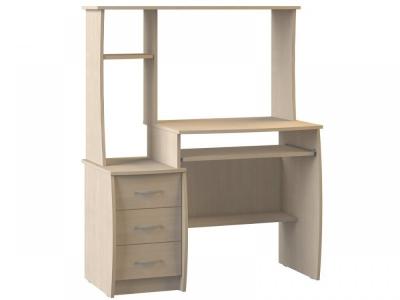 Компьютерный стол Комфорт 5 СКР Дуб Паллада