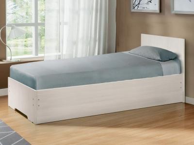 Кровать одинарная на уголках №4 Матрица