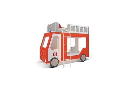 Пожарная машина МДФ с подиумом ДМ-К2-2-3 2292-1132-1718
